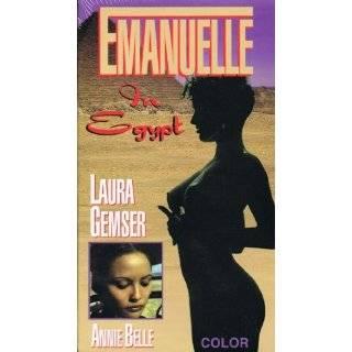 com Emmanuelle in Egypt (Emanuelle) [VHS] Laura Gemser Movies & TV