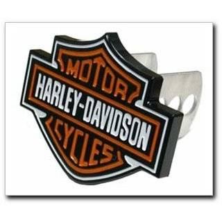 PlastiColor 2216 Harley Davidson Full Color Aluminum Hitch Plug