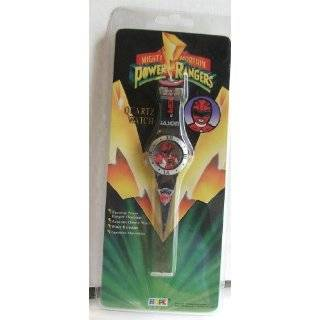 Mighty Morphin Power Rangers Red Ranger Vintage Watch