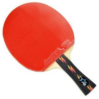 DHS Table Tennis Racket #X4002, Ping Pong Paddle, Table Tennis
